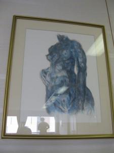 名古屋国際センタービル5階第一会議室の絵
