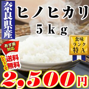 奈良県 特A米 ヒノヒカリ