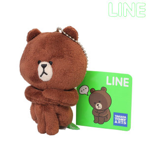 LINE FRIENDS ブラウン