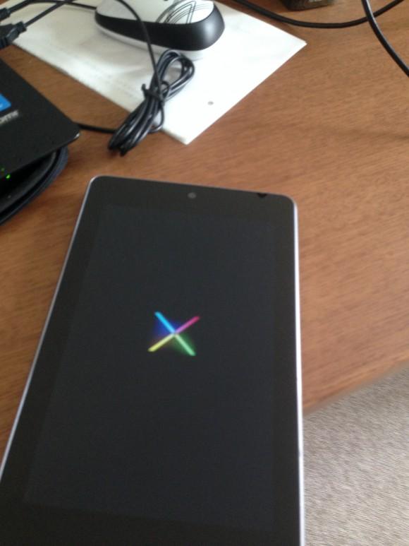 アンドロイドタブレット ASUS Nexus7(ME370T) 1