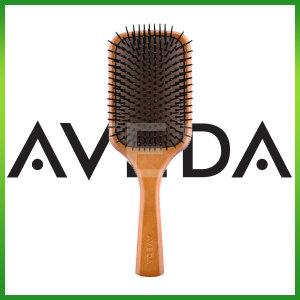 購入したAVEDAのパドルブラシ
