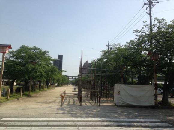 稲沢のパワースポット 国府宮