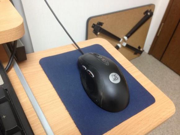 長年愛用してきたロジクールのマウス