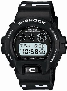 [カシオ]CASIO 腕時計 G-SHOCK ジーショック HOTEI 30th ANNIVERSARY G-SHOCK GUITARHYTHM MODEL 【数量限定】 DW-6900TH-1JR メンズ