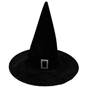 魔女風のとんがり帽子 ハロウィン