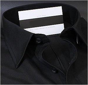 パーフェクトヒューマン黒シャツ