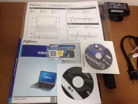 ドスパラでノートパソコンCritea VF-HE11を買った経緯とマックを選ばない理由