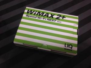 最新のWiMAX2+ W04をビックカメラ名古屋店で最速GETしました!
