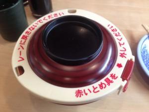 くら寿司の担々麺