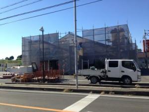 ブロンコビリー稲沢店、改装してました。